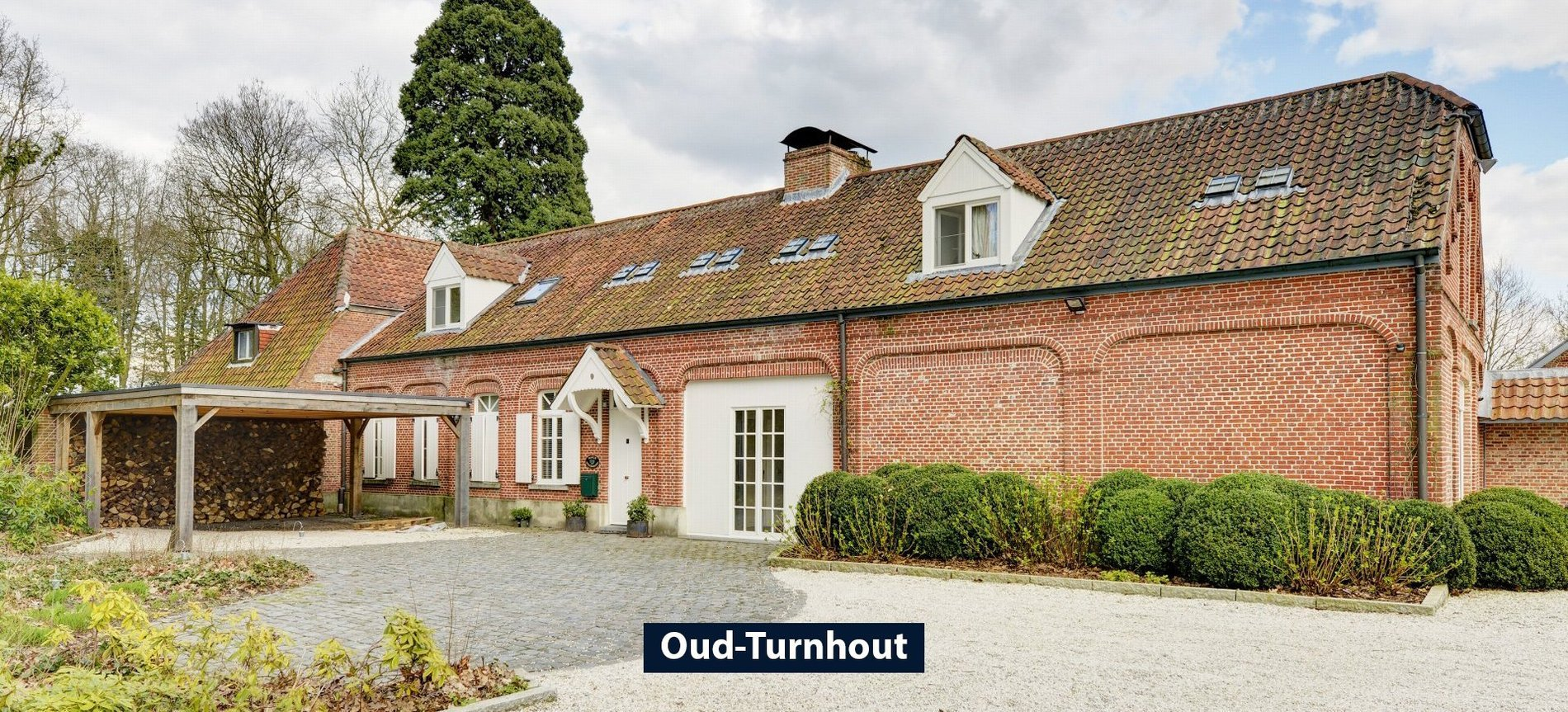 Paardenvastgoed Oud-Turnhout