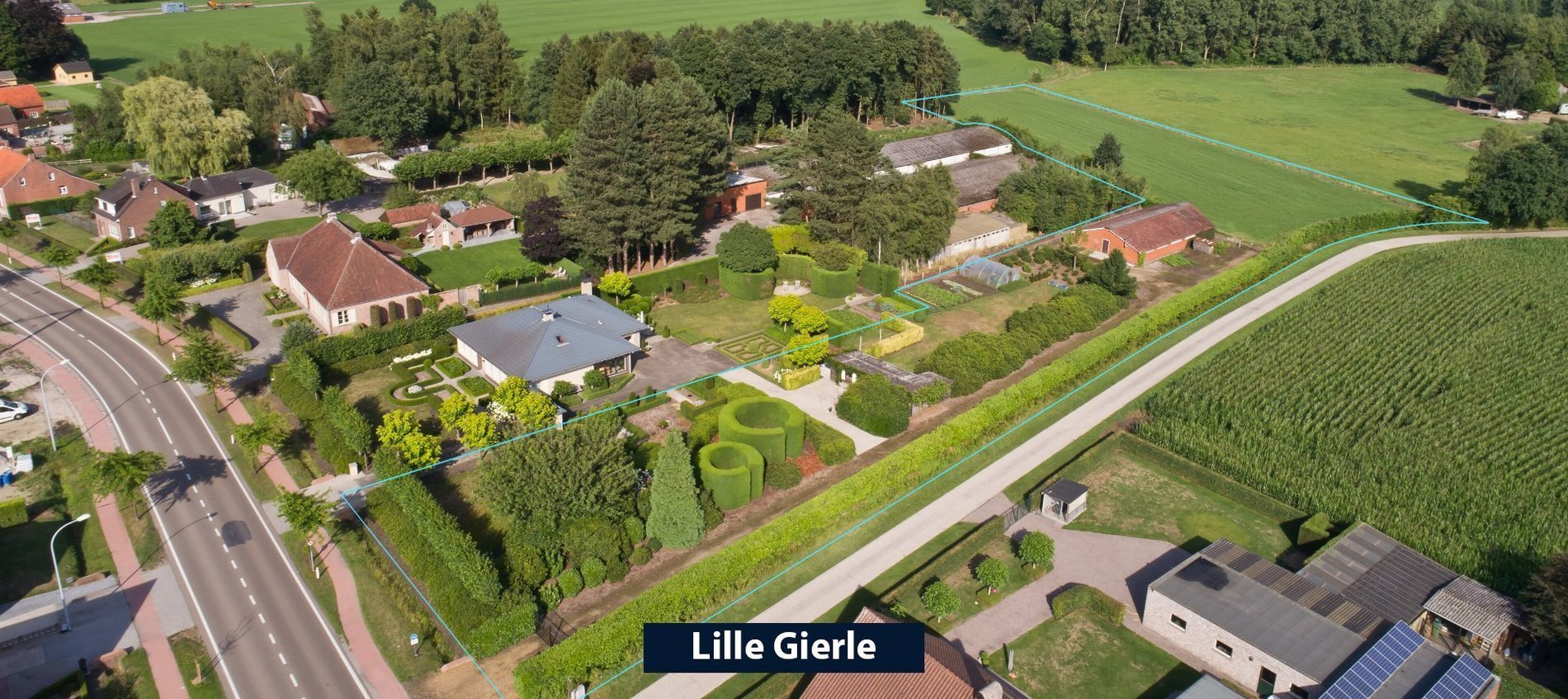 Paardenvastgoed Lille Gierle