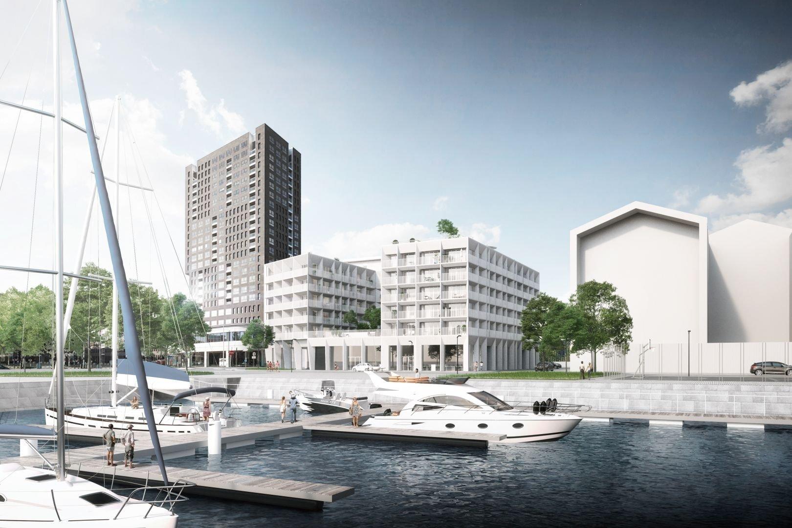 De Boer & Partners nieuwbouw projecten