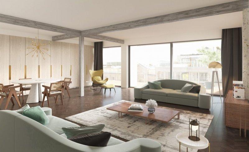 Gilliams Lofts nieuwbouw Antwerpen