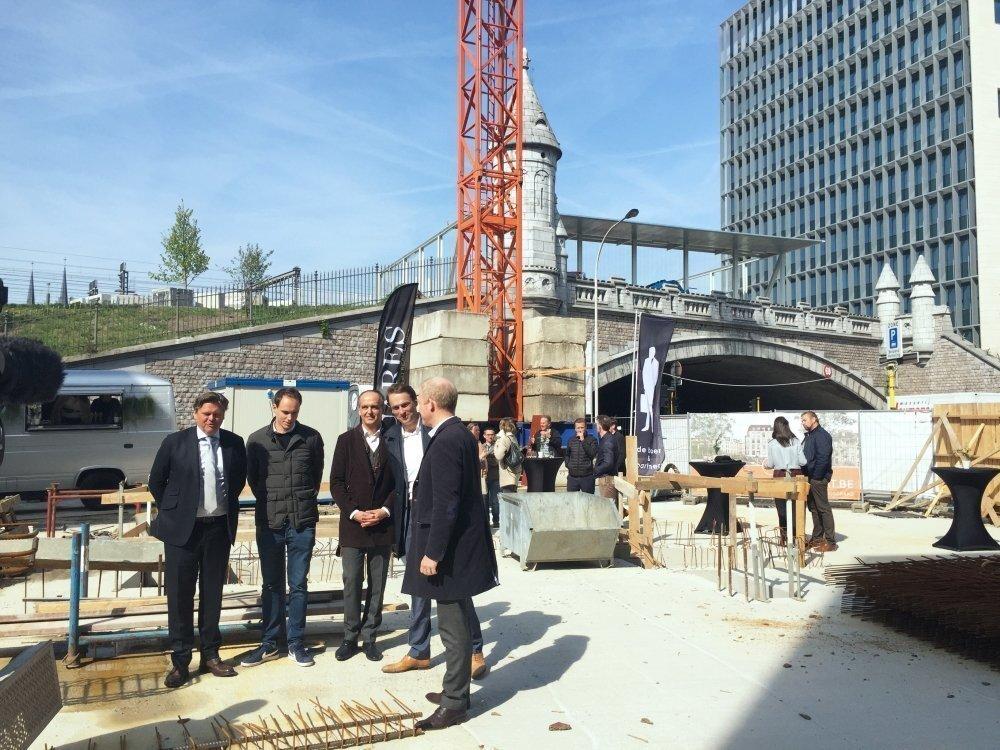 project baronjoostens Antwerpen