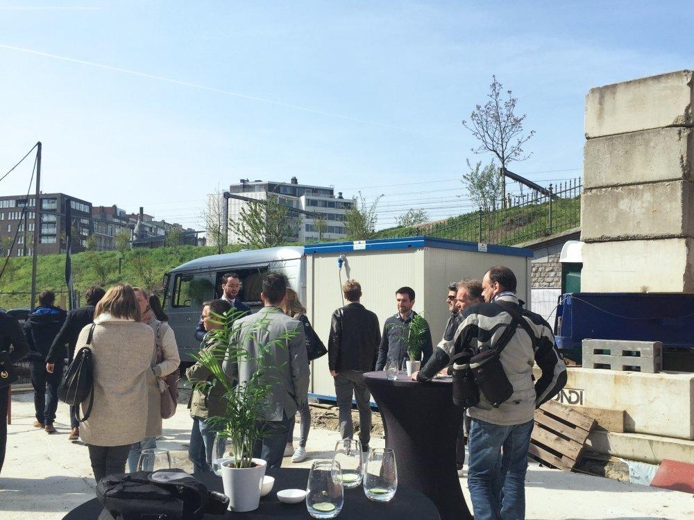 project baron joostens Antwerpen