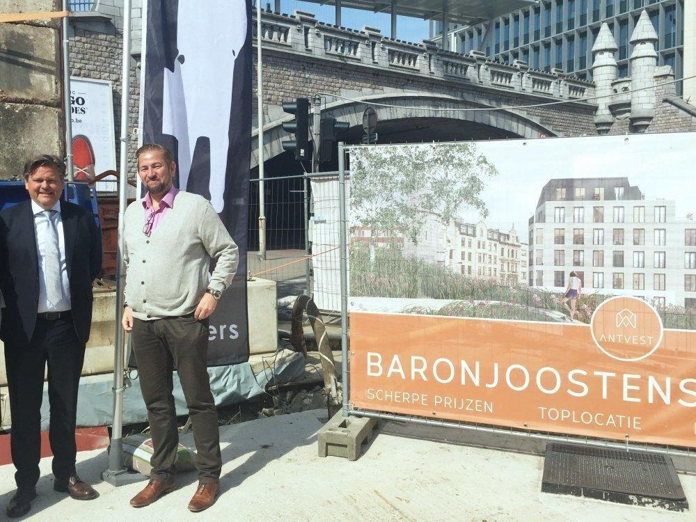de boer & partners baron joostens project