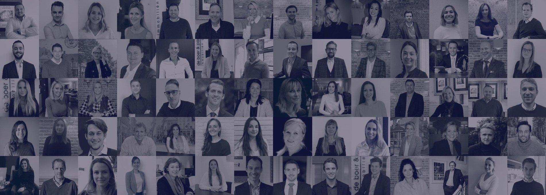 De Boer & Partners teamfoto